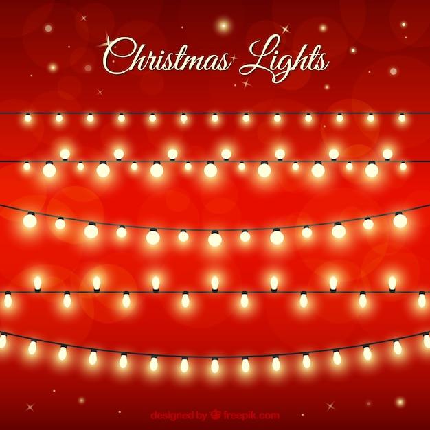 Christmas Lights Vector Free.Christmas Lights Vector Free Download