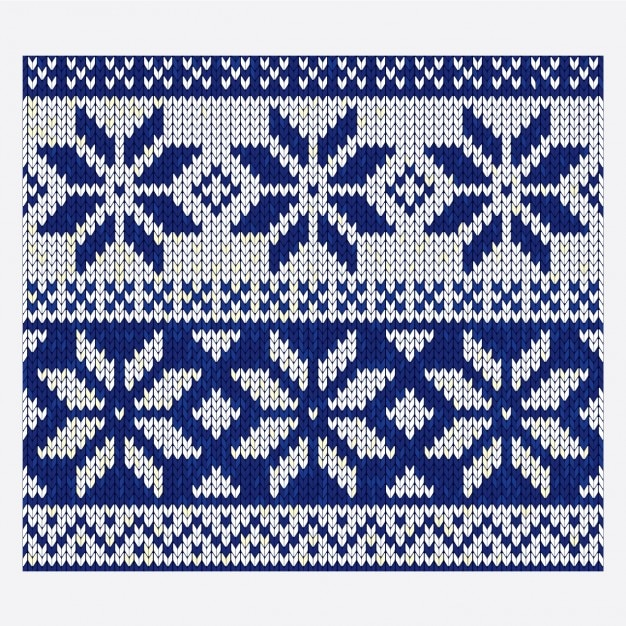 Knitting Vector Patterns : Christmas nordic seamless knitting vector free download