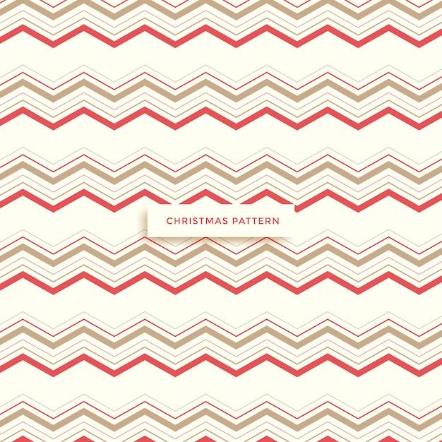 Christmas pattern, winter background Premium Vector
