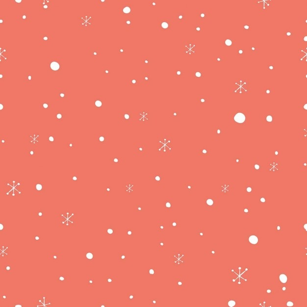 Christmas Pattern With Snow Vector Free Download Amazing Christmas Patterns