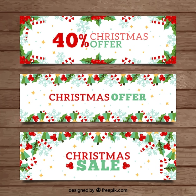 Winter Sale Banners Html 5 Banners