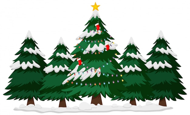 christmas tree cartoon images free vectors stock photos psd christmas tree cartoon images free