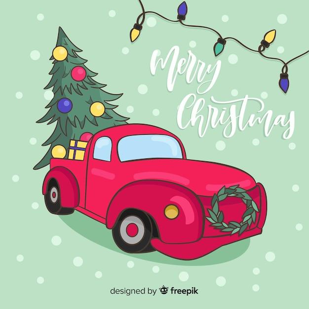 Free Christmas Tree Pick Up: Christmas Tree Pick Up Truck