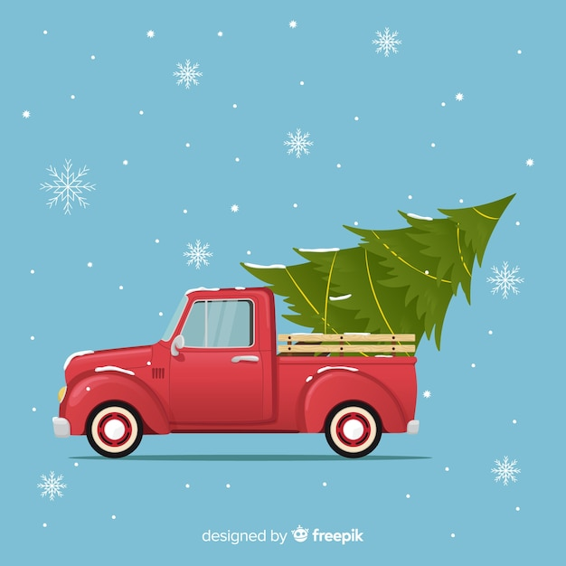 Free Christmas Tree Pick Up