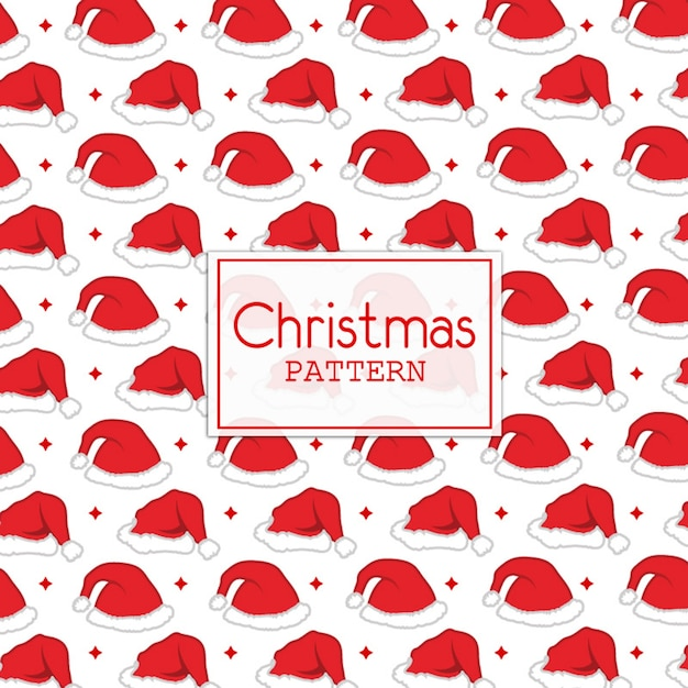 Christmas vector background Free Vector