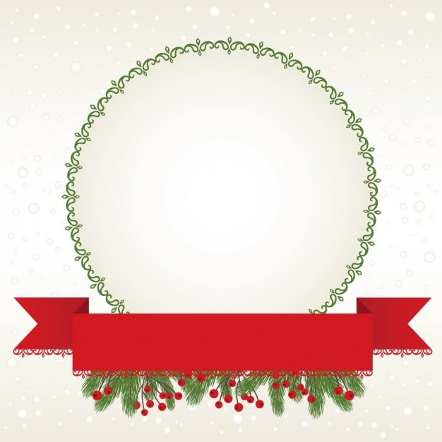 picture about Christmas Wreath Printable identified as Xmas wreath template historical past Vector Free of charge Obtain