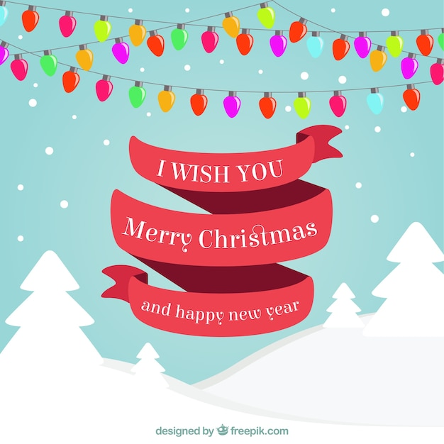 Christmast and new year greetings vector free download christmast and new year greetings free vector m4hsunfo