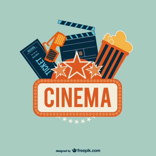 Cinema Vector Images Free Vectors Stock Photos Psd