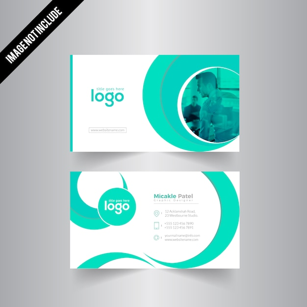 Circle professional business card template vector premium download circle professional business card template premium vector cheaphphosting Choice Image