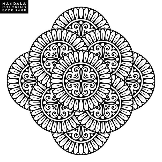 circular mandala design 1442 51