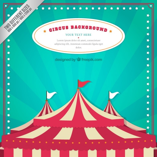 Circus tent background Free Vector  sc 1 st  Freepik & Circus tent background Vector | Free Download