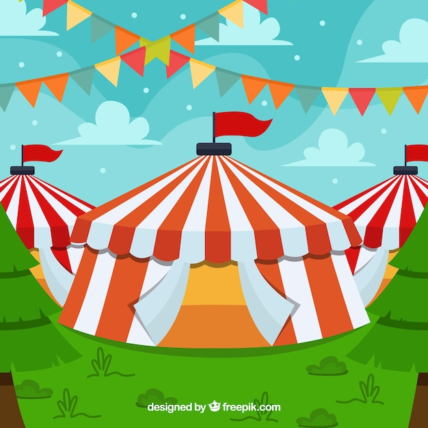 Circus tent background  sc 1 st  Freepik & Circus Tent Vectors Photos and PSD files | Free Download