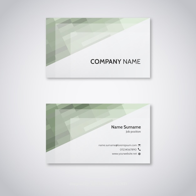 Classic business card vector free download classic business card free vector colourmoves