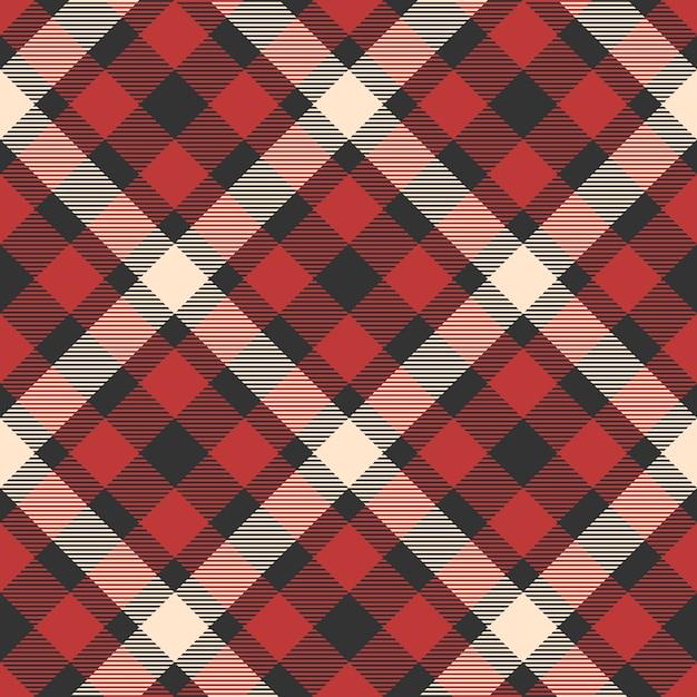 Classic tartan,  gingham, buffalo, lamberjack, merry christmas check plaid seamless patter Premium Vector