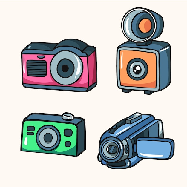 Classica camera collection
