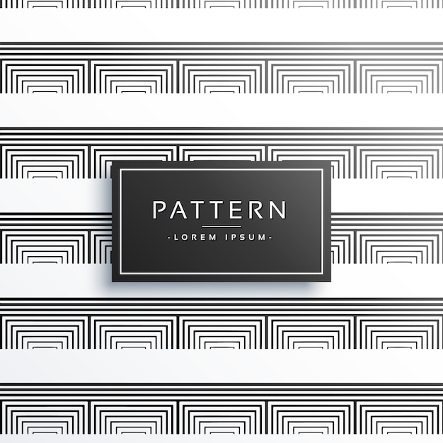 clean minimal lines pattern vector design Free Vector