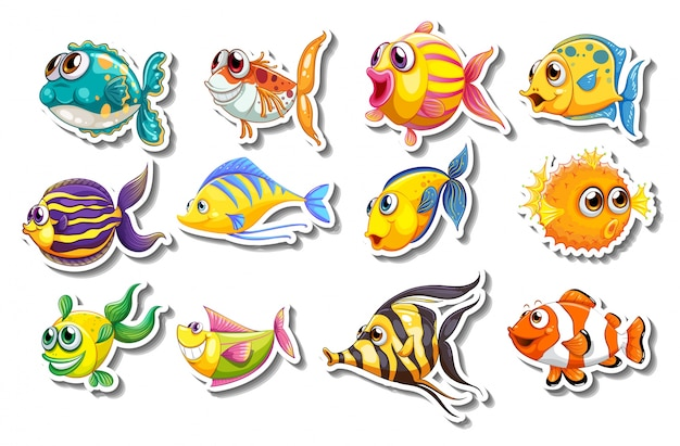Clip picture clip-art series many Free Vector