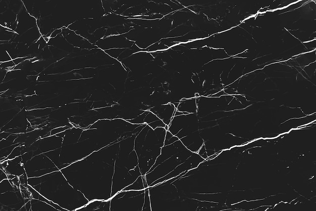 Close up of a black marble background Free Vector