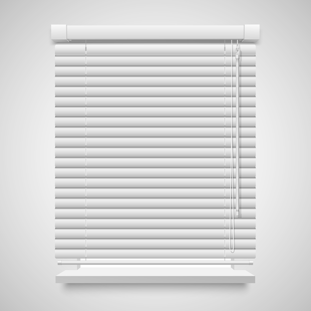 Closed shutter Free Vector
