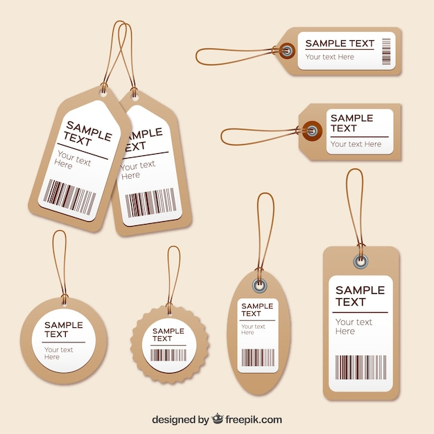 Clothing Tags Vector  Premium Download