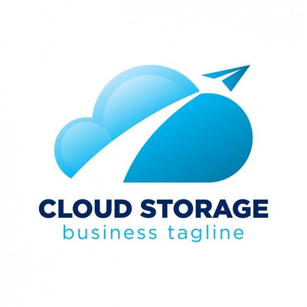 cloud logo template vector free download