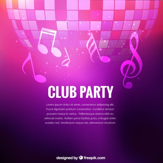 club party background related - photo #32