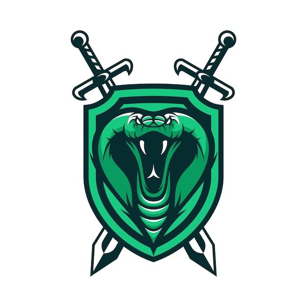 cobra animal sport mascot head logo vector vector premium download rh freepik com cobra logistics nj cobra logo images