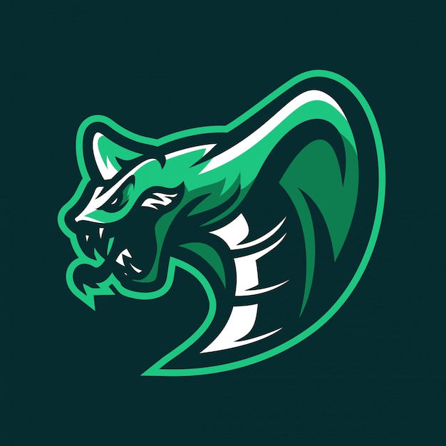 Bijin Kaze Cobra-snake-esport-gaming-mascot-logo-template_20684-260