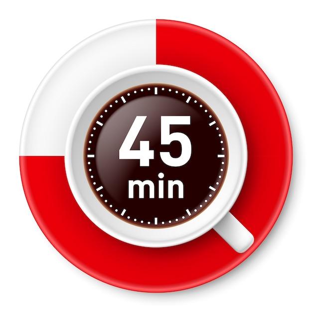 Coffee break. Premium Vector