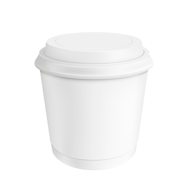 Coffee cup. illustration isolated Premium Vector
