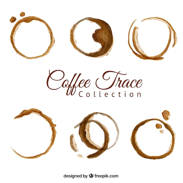 Coffee trace collection