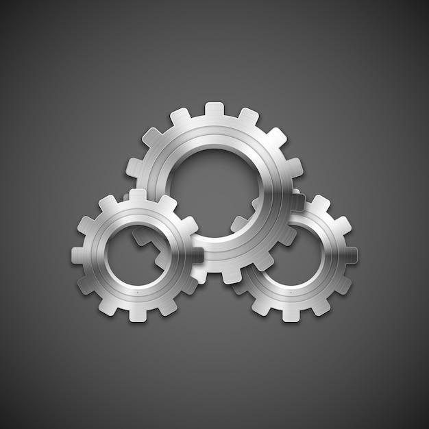 Cogwheel Premium Vector