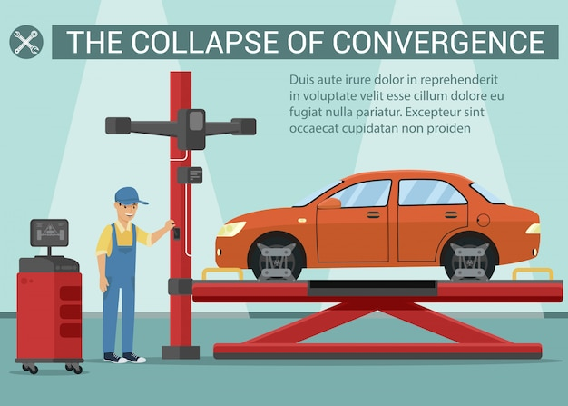 Collapse of convergence Premium Vector