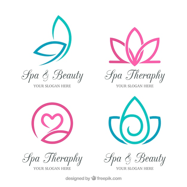 Wellness Logo Vectors, Photos And PSD Files