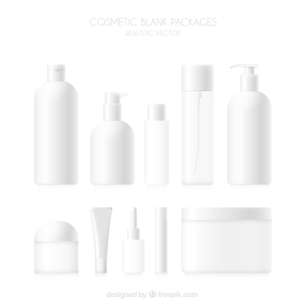 Cosmetics Packaging Vectors Photos And Psd Files Free
