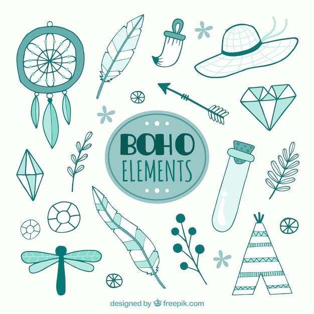 Boho drawings