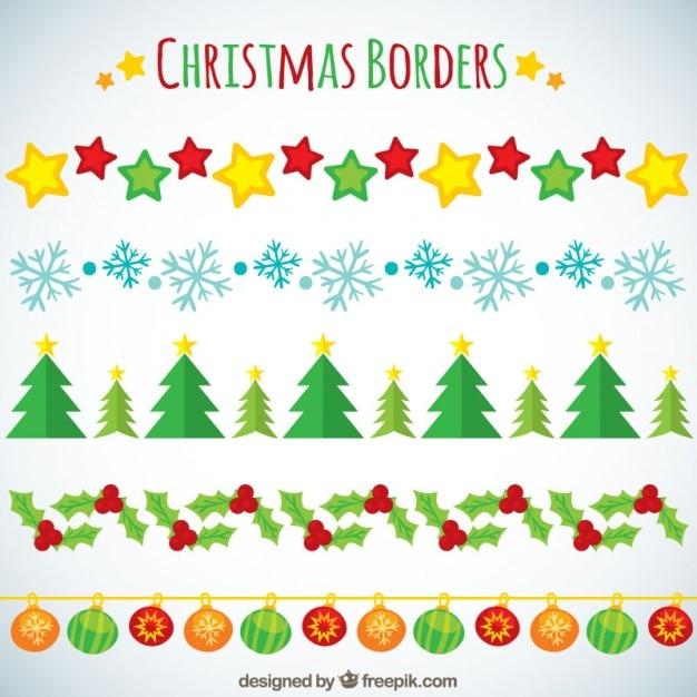 christmas borders images free