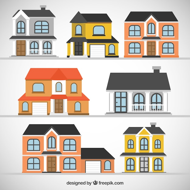 how to draw a house in computer graphics