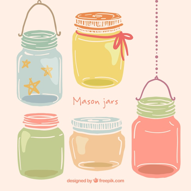 Jar Vector Free Download | www.pixshark.com - Images ...