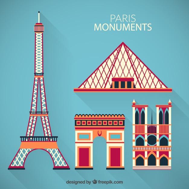 colored paris monuments vector free download notre dame football logo vector notre dame football logo vector
