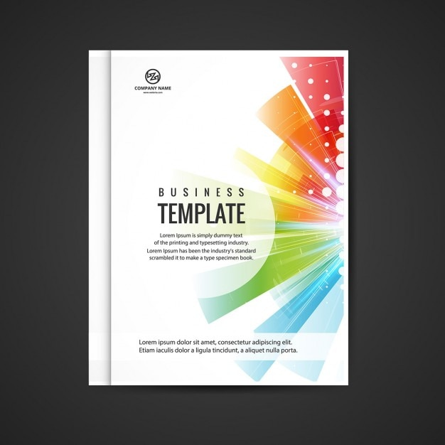 Booklet Vectors Photos And Psd Files Free Download .  Booklet Template
