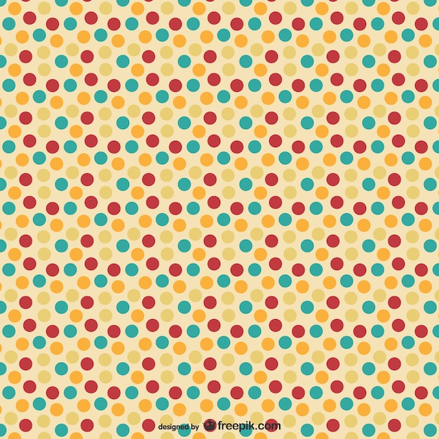 colorful dots patterns vector - photo #16