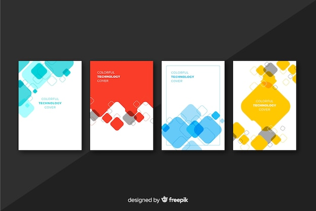 Cover Page Vectors Photos And Psd Files Free Download