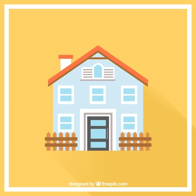 Colorful house icon vector free download for House images free download