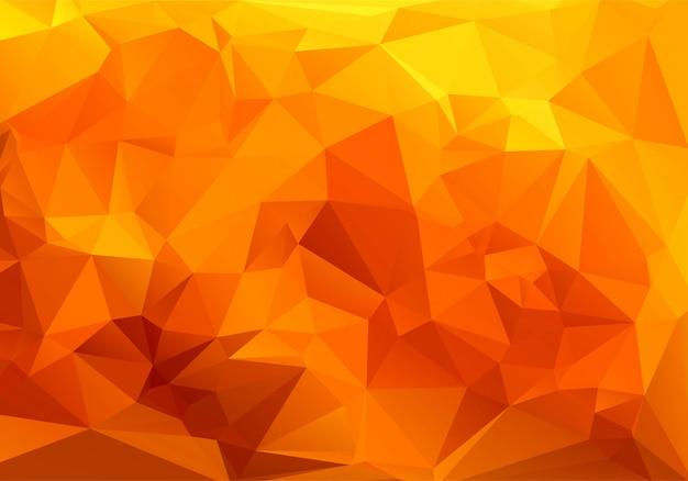 Красочные многоугольники для геометрического фона Бесплатные векторы