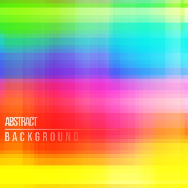 Colorful stripes background Premium Vector