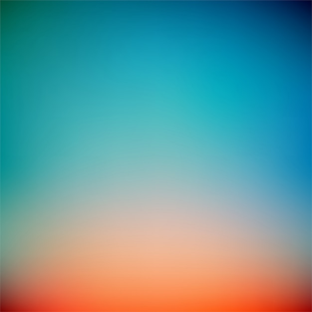 Colorful Sunset Gradient Vector Background Vector Premium Download