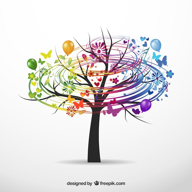 colorful tree_23 2147506264