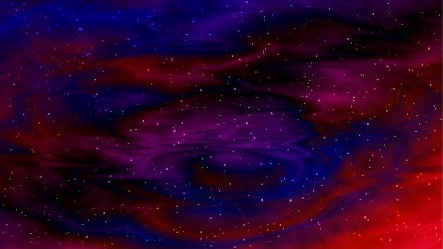 Colorful vivid background Premium Vector