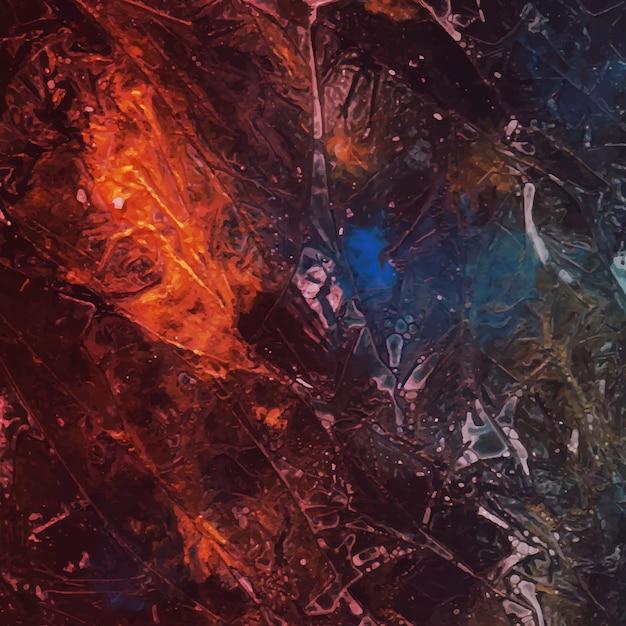 Sfondi ad acquerelli colorati Vettore gratuito